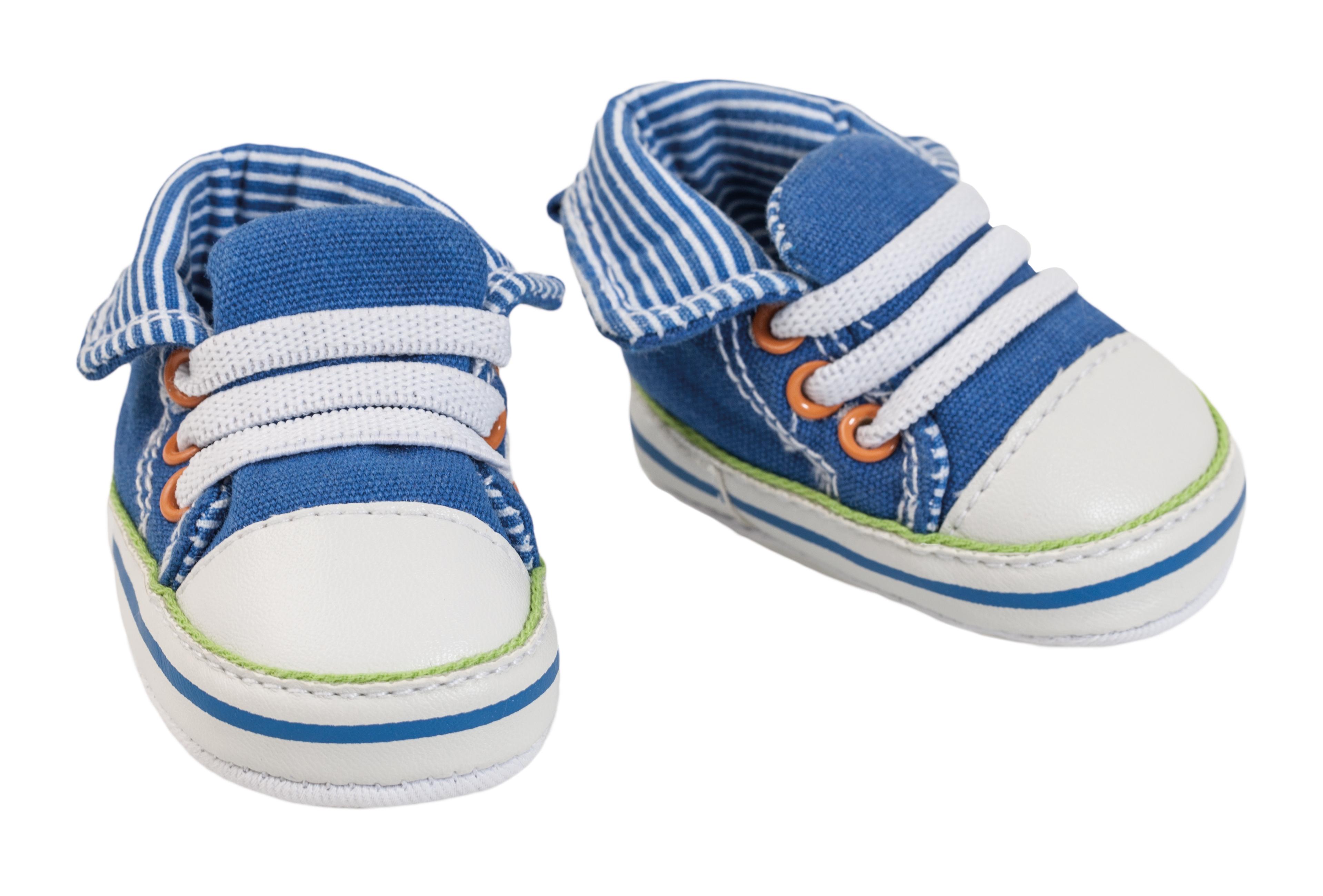 Sneakers, blau, Gr. 38-45 cm