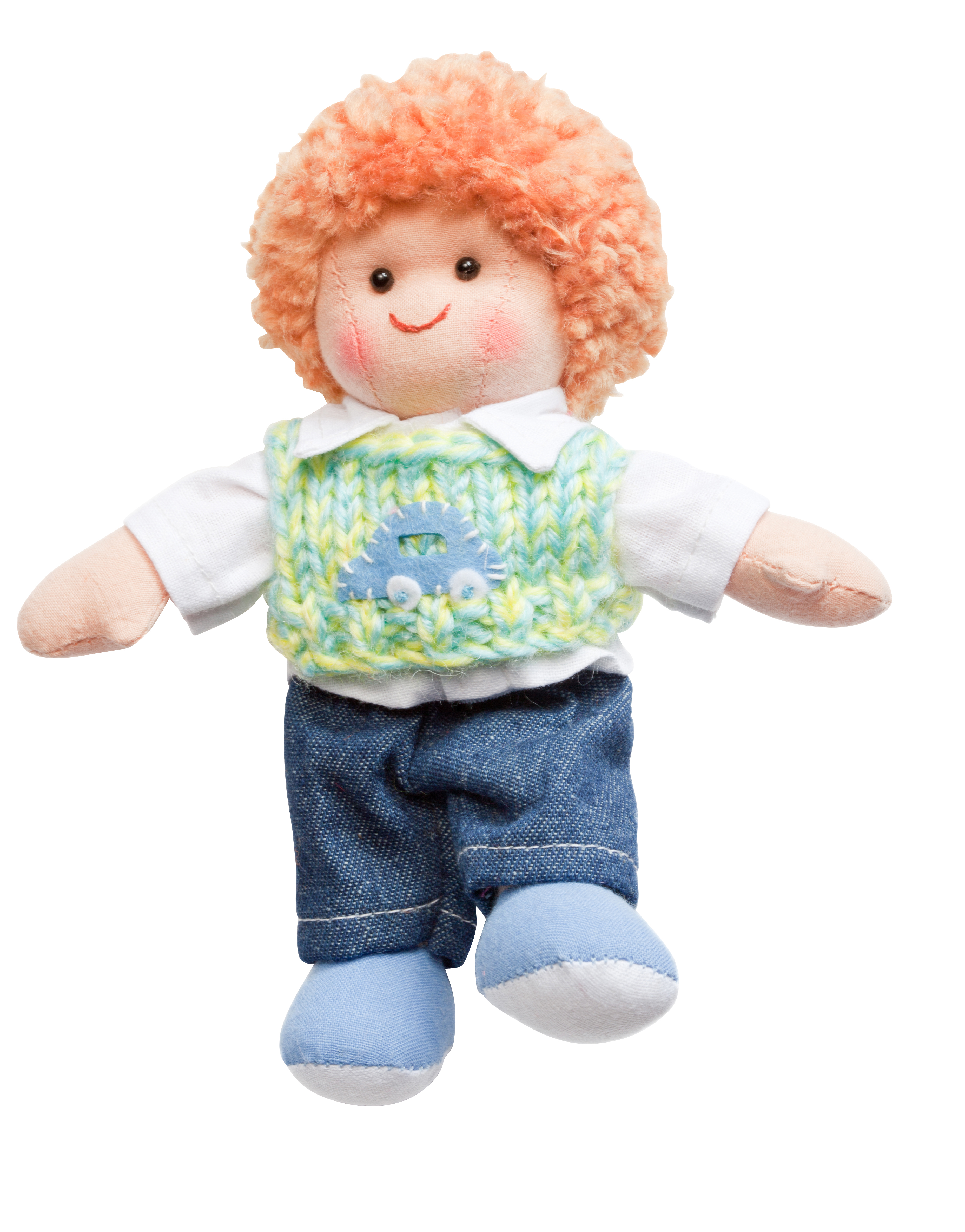 "Puppe ""Felix"" (15 cm)"