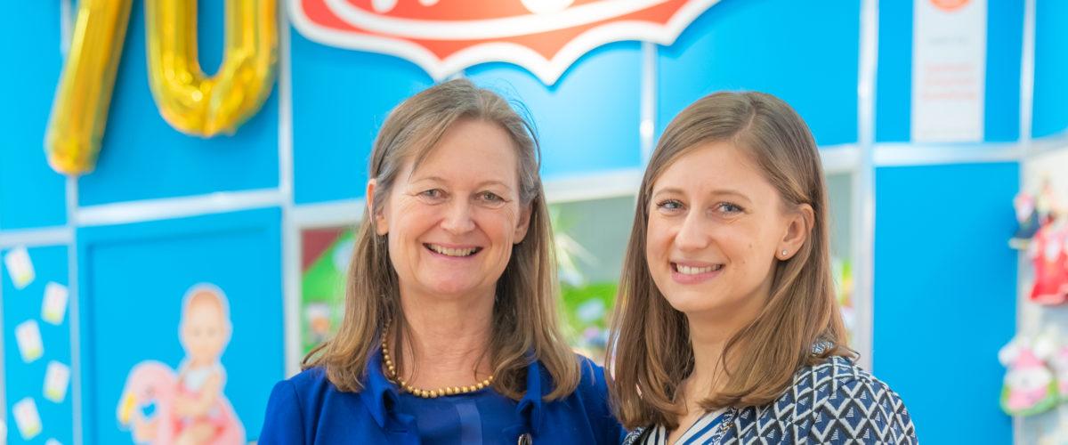 Heless stellt Weichen für die Zukunft: Susanna Becker verstärkt die Geschäftsführung