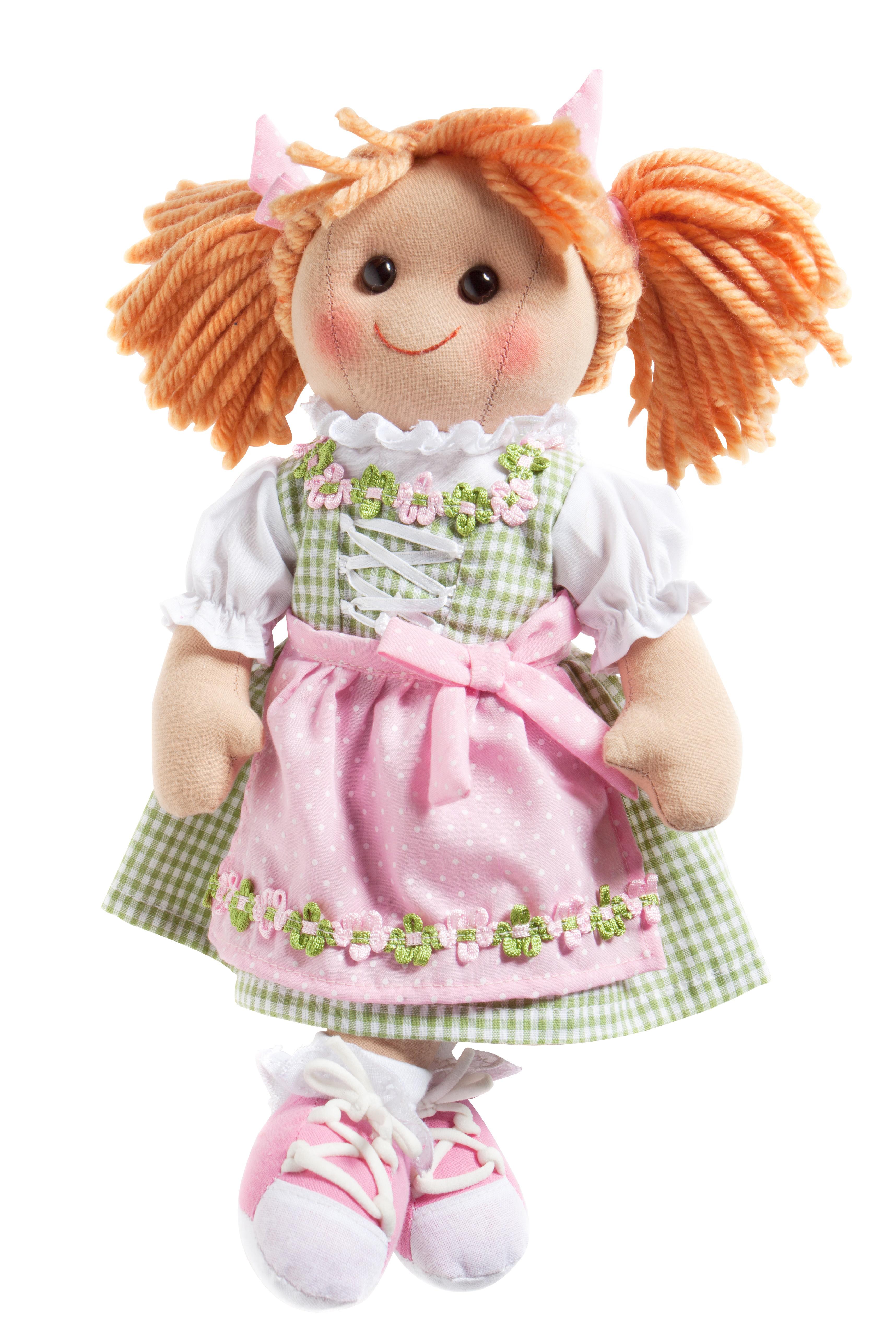 """Puppe """"Sissi"""" (32 cm)"""