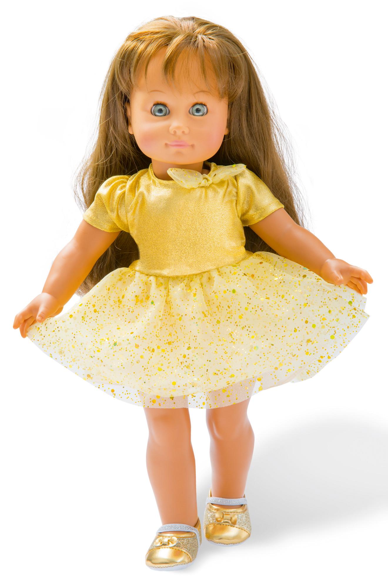 "Kleid ""Sterntaler"", Gr. 35-45 cm"