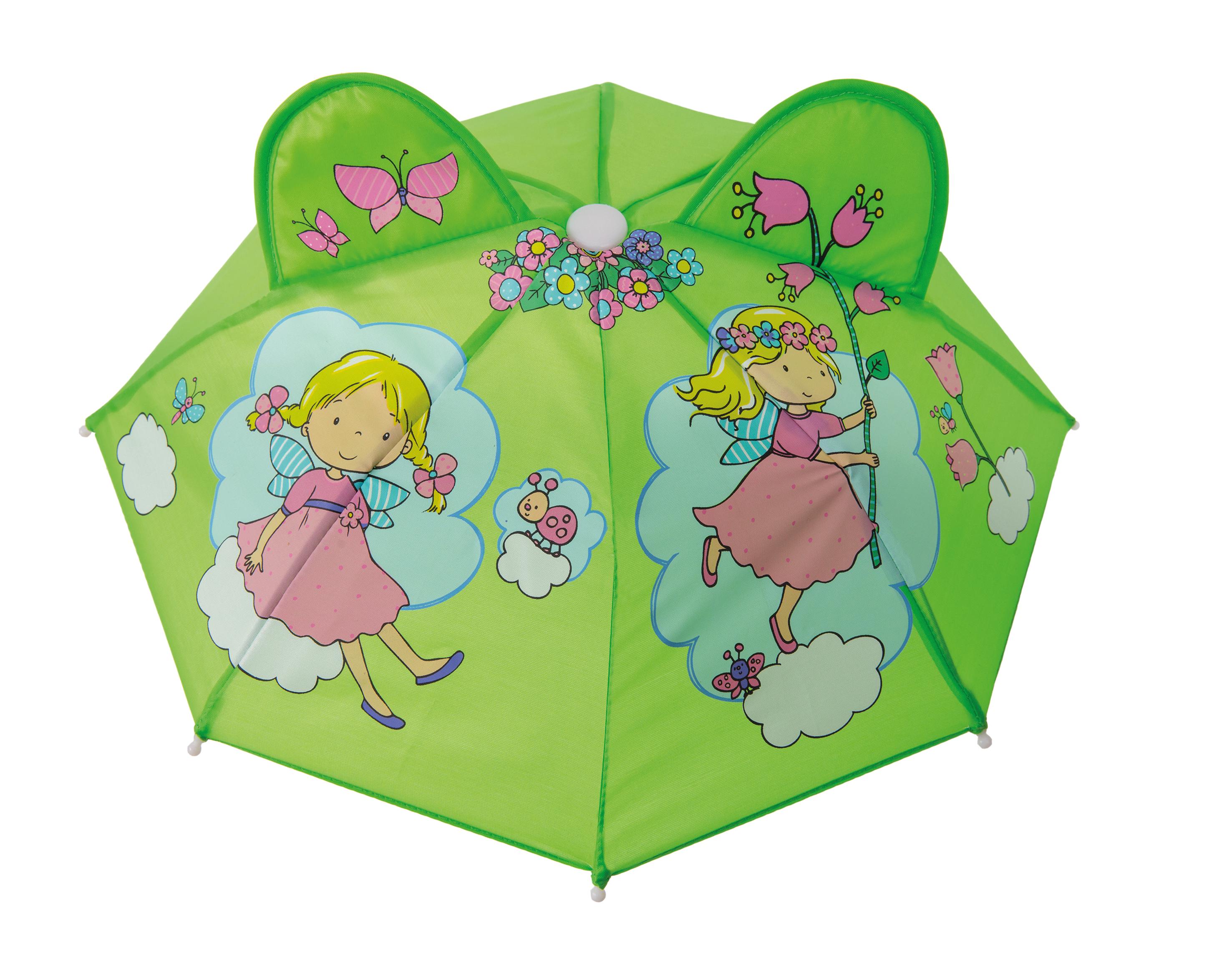 """Regenschirm """"Blumenfee"""""""