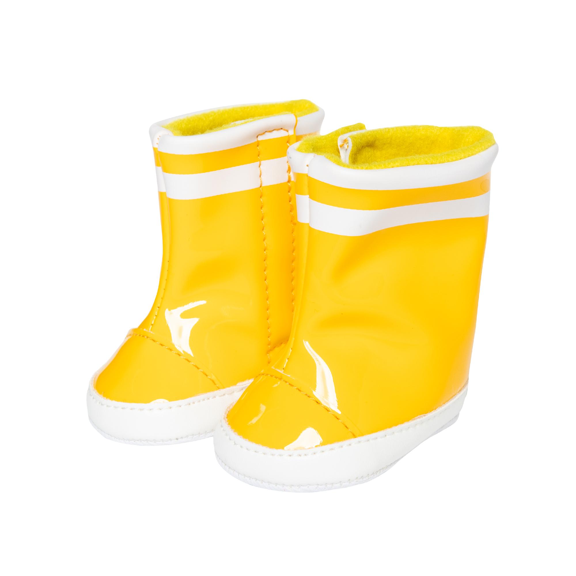 Gummistiefel, gelb, Gr. 38-45 cm