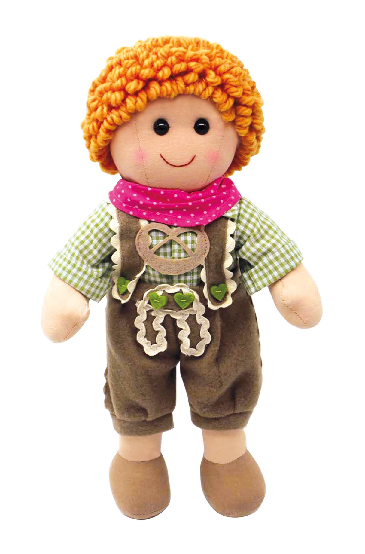 """Puppe """"Seppl"""", 32 cm"""