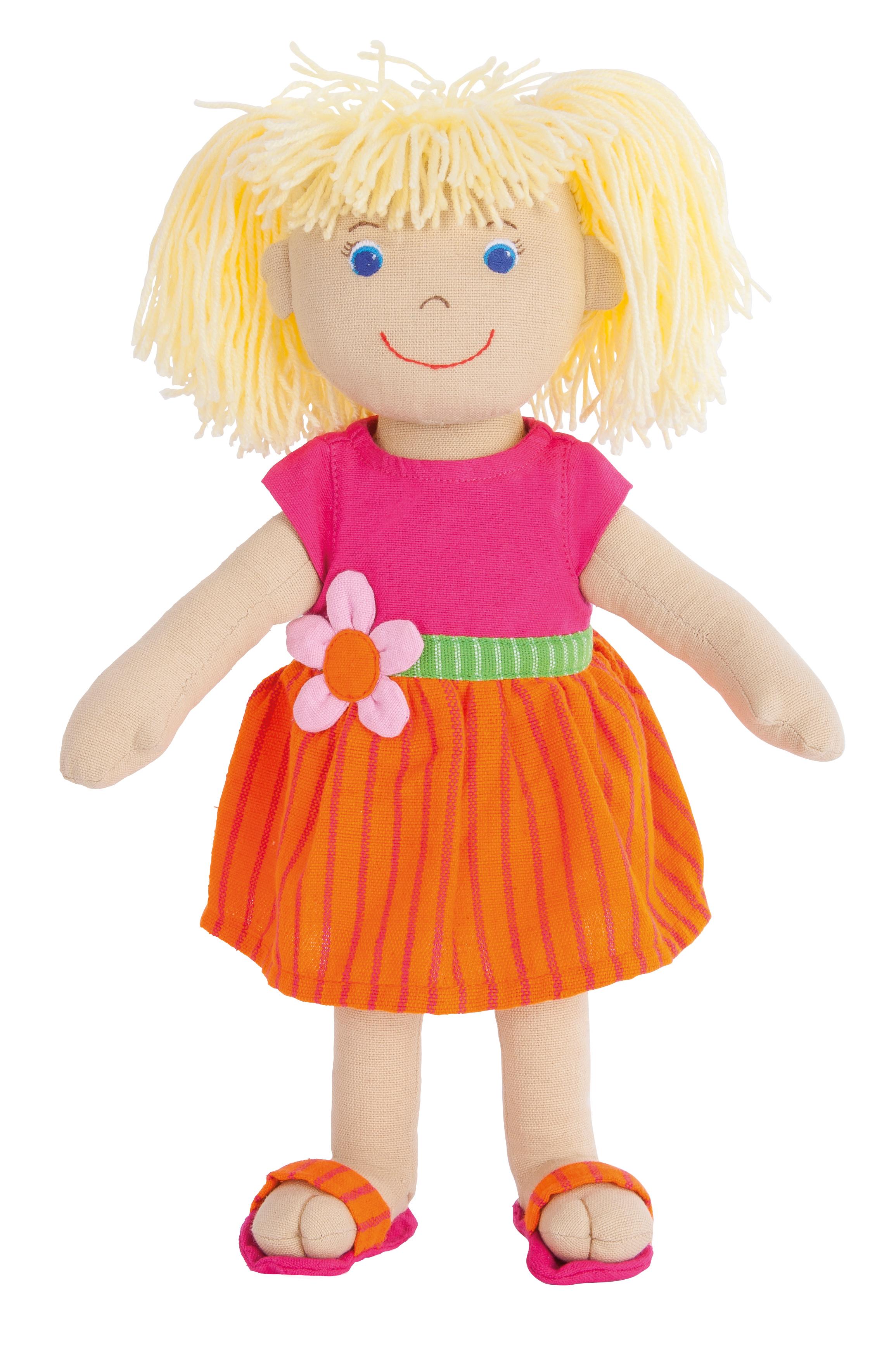 "Fair Trade Puppe ""Maya"", 32 cm"