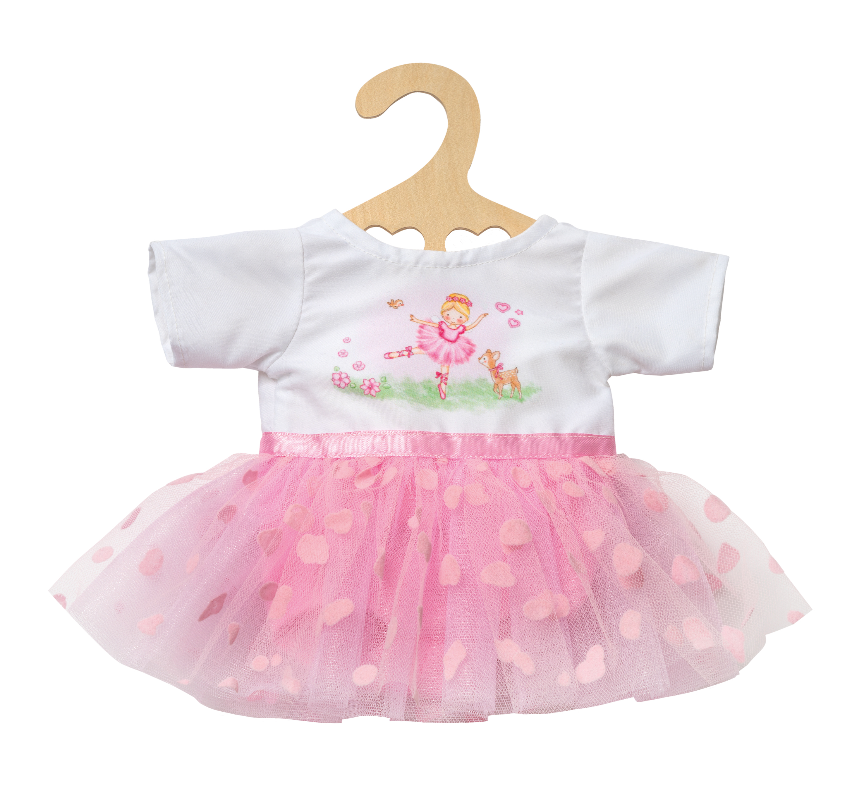 "Ballerina-Kleid ""Maria"", Gr. 35-45 cm"