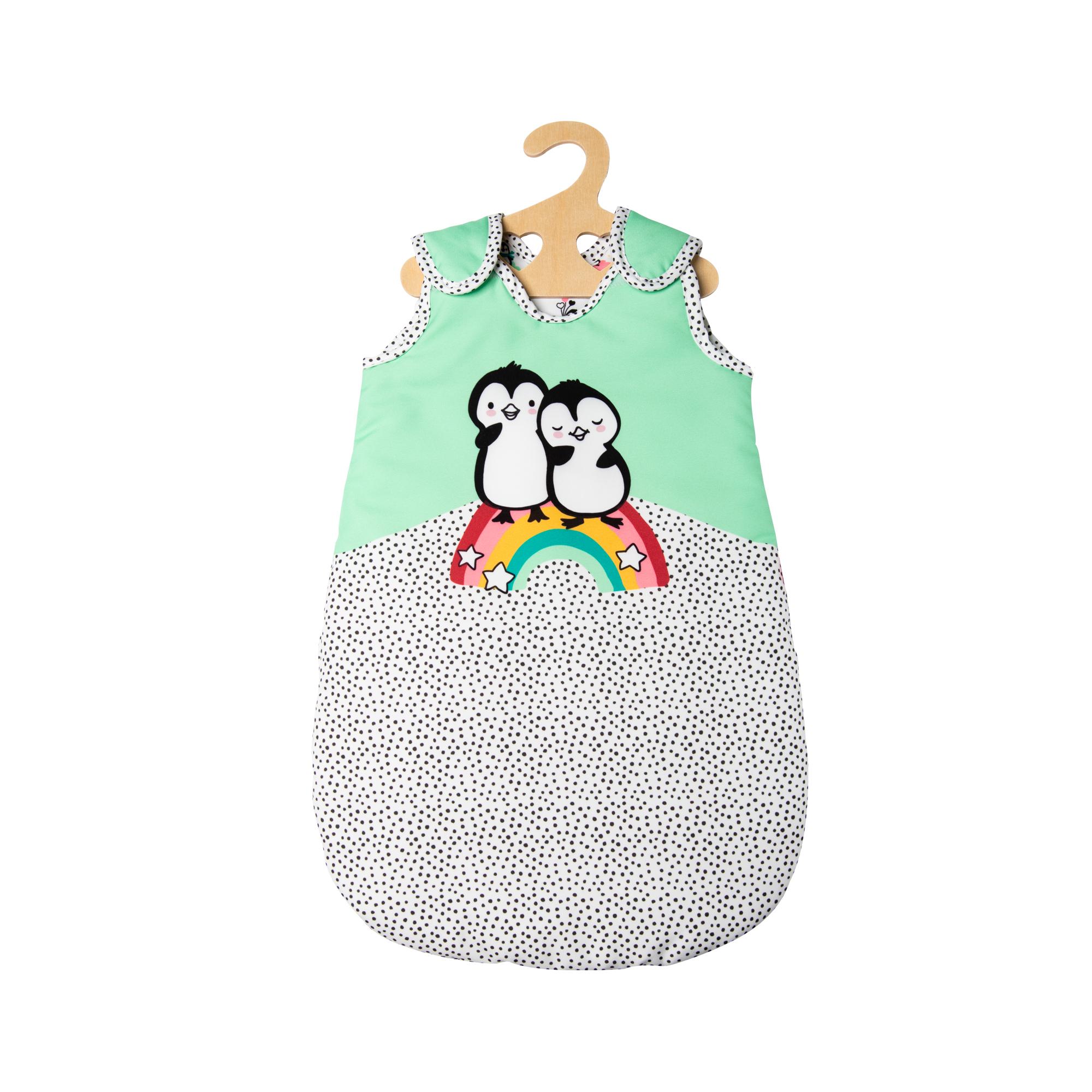 """Schlafsack """"Pinguin Pünktchen"""", mini, Gr. 20-25 cm"""