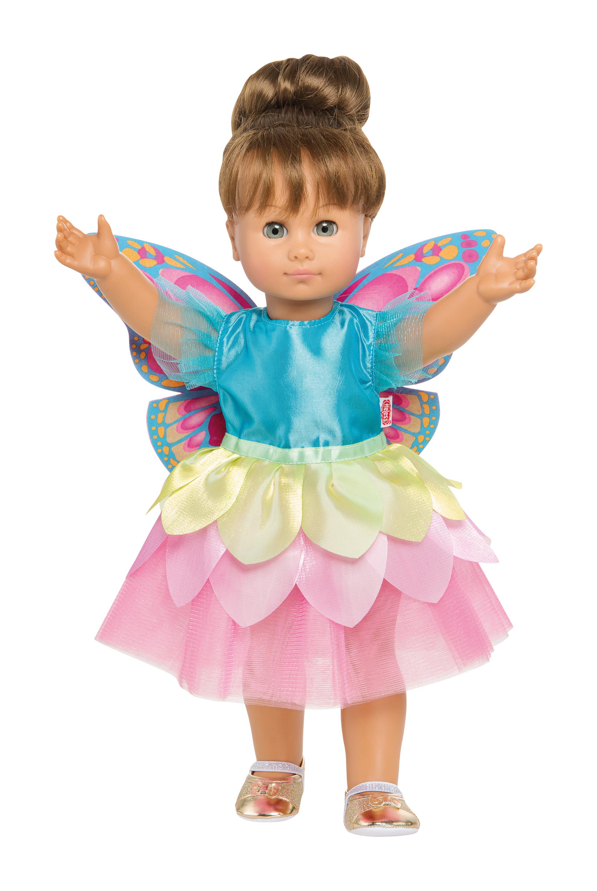 "Feenkleid ""Schmetterling"", Gr. 35-45 cm"