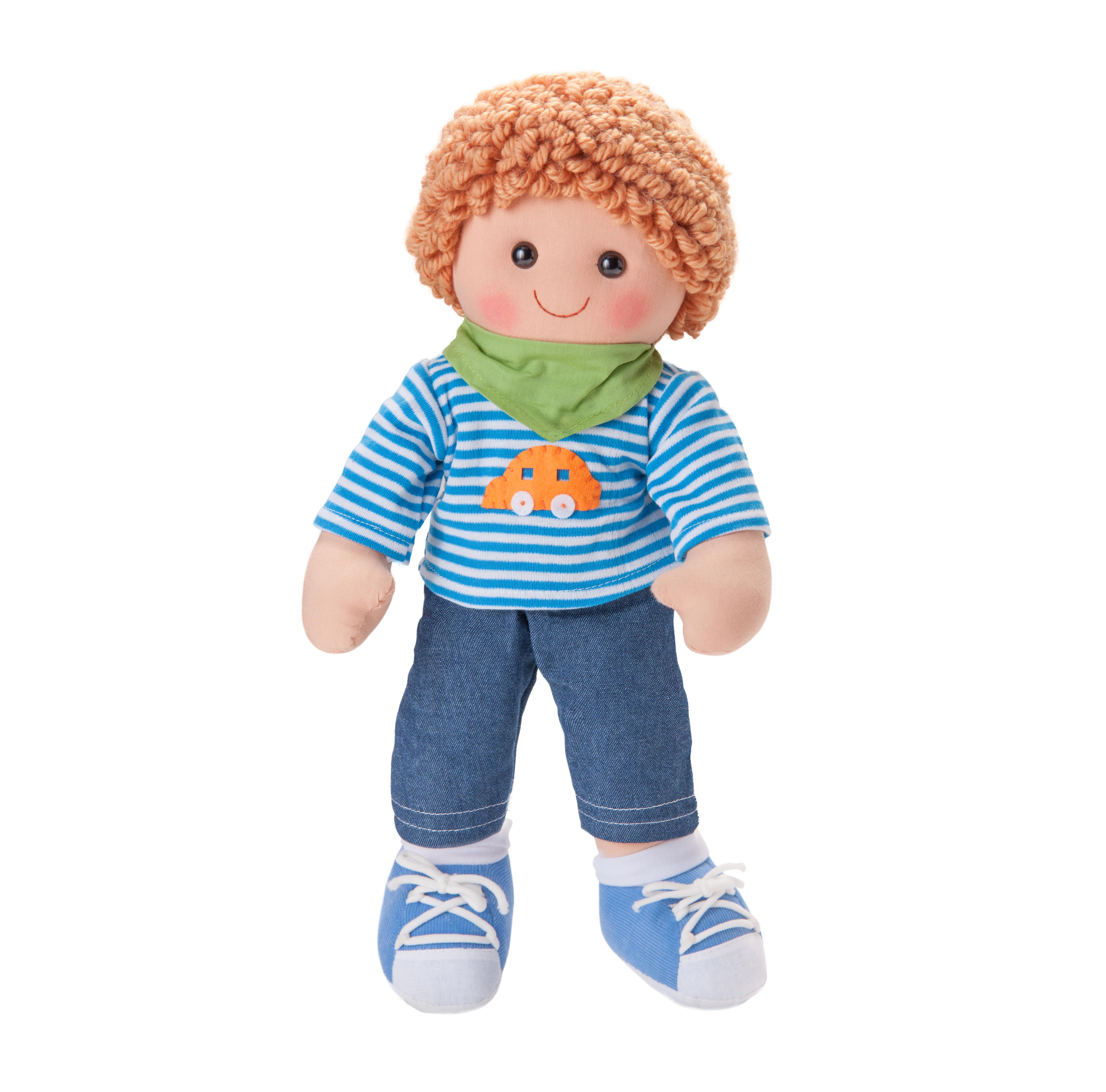 "Puppe ""Leo"" (42 cm)"