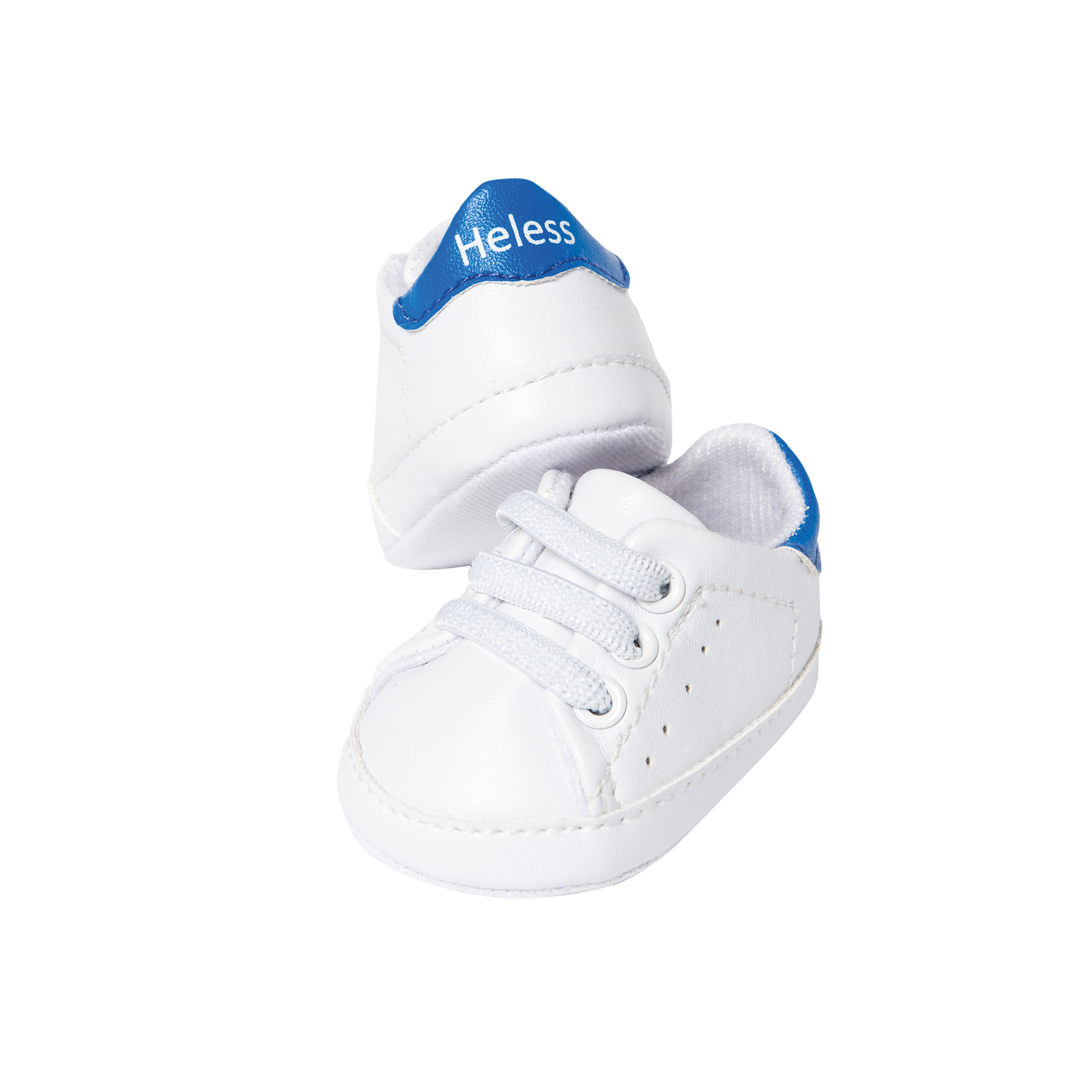 Weiße Sneakers, Gr. 38-45 cm